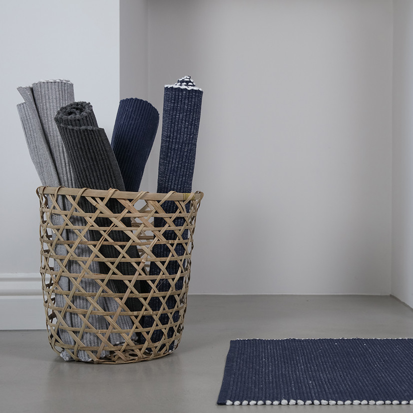 REVIVAL INDIGO | FLOOR MAT