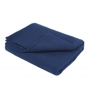 REVIVAL INDIGO | STRIPE THROW
