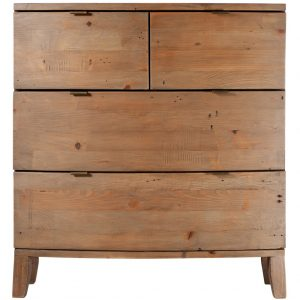 Caribbean Twist 4 Drawer Chest