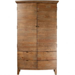 Bermuda Large Double Wardrobe