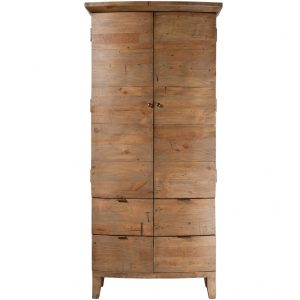 Bermuda Small Double Wardrobe