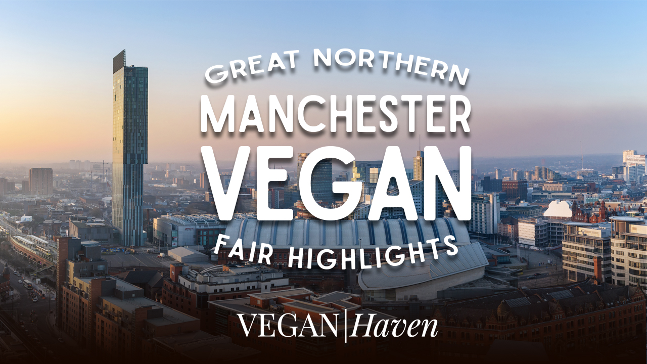 Manchester Vegan Fair Highlights