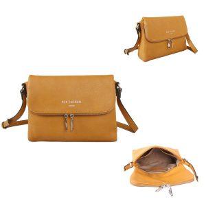 Mustard   Cross Body Bag