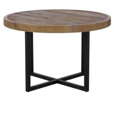 Nixon Round Dining Table