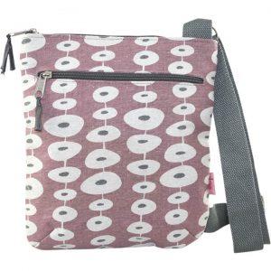 Rose Oval Link Messenger Bag