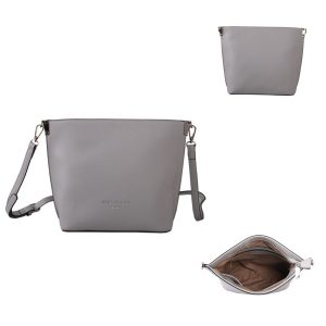 Silver | Cross Body Bag