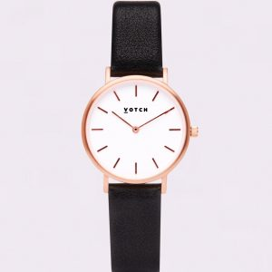 THE BLACK & ROSE GOLD | PETITE | VOTCH