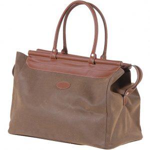 Brown Bag | With Top Bar