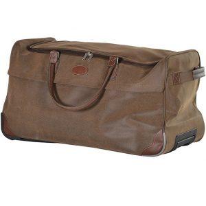 Brown | Trolley Bag