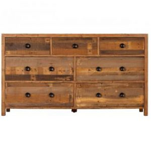 Nixon 7 Drawer Wide Chest