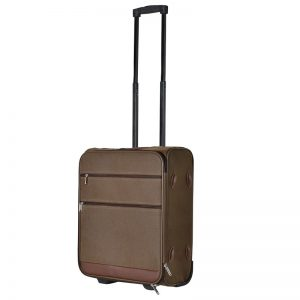 Small Brown | Trolley Case