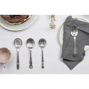 Dessert Spoon - 'A Mothers Treasure'