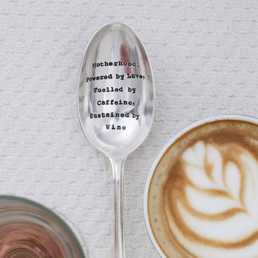 Serving Spoon - 'Motherhood'