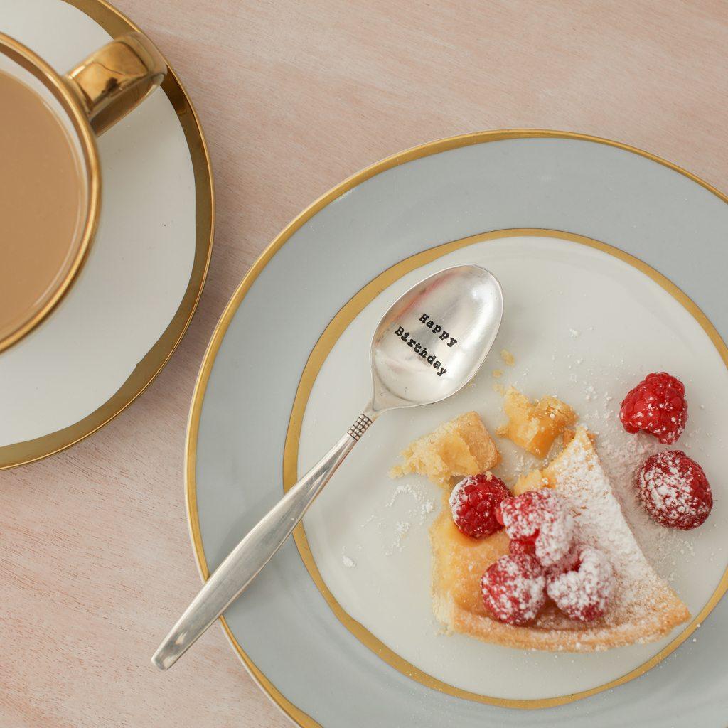 Teaspoon – 'Happy Birthday'