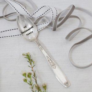 Teaspoon – 'My Christening Spoon'
