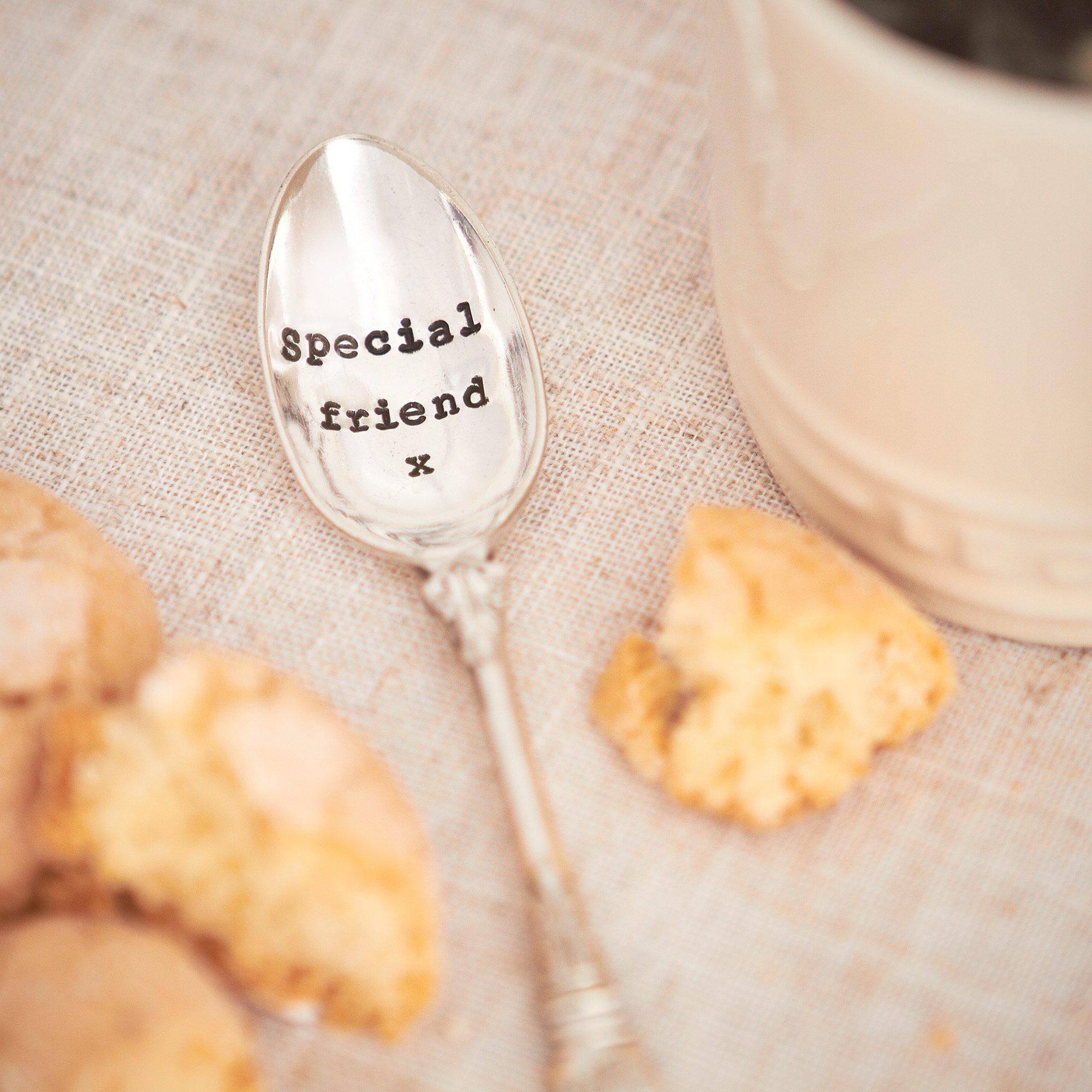 Teaspoon – 'Special Friend'