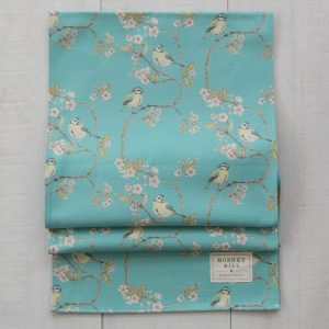 Blue Tit | Ditsy Print | Blossom Table Runner