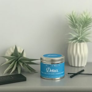 SOY WAX TIN CANDLE | DETOX