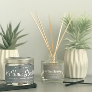 SOY WAX TIN CANDLE | IT'S YOUR BIRTHDAY