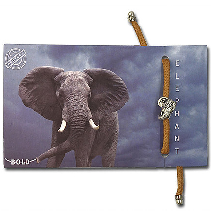 ELEPHANT   BRACELET   B-O-L-D