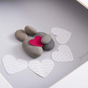 LOVED UP | PEBBLE PICTURE