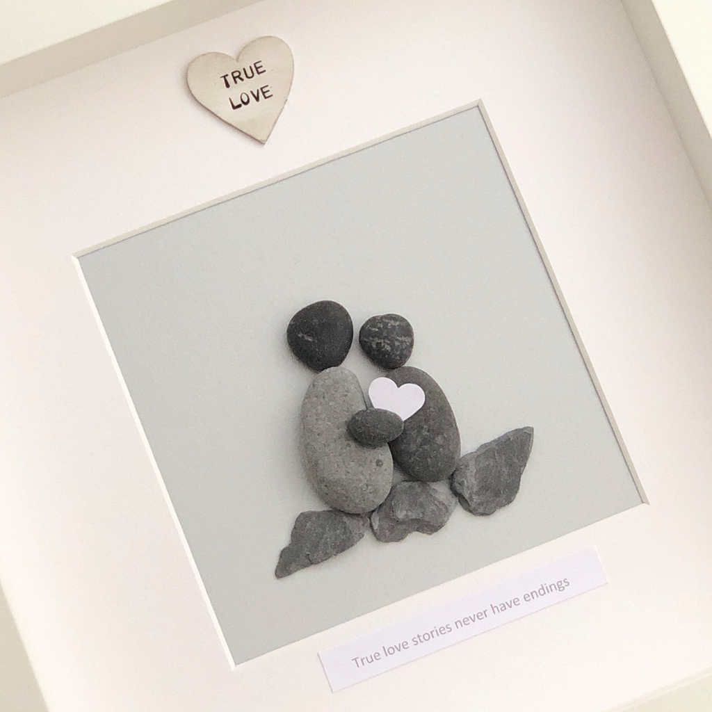 TRUE LOVE STORIES NEVER HAVE ENDINGS | PEBBLE PICTURE