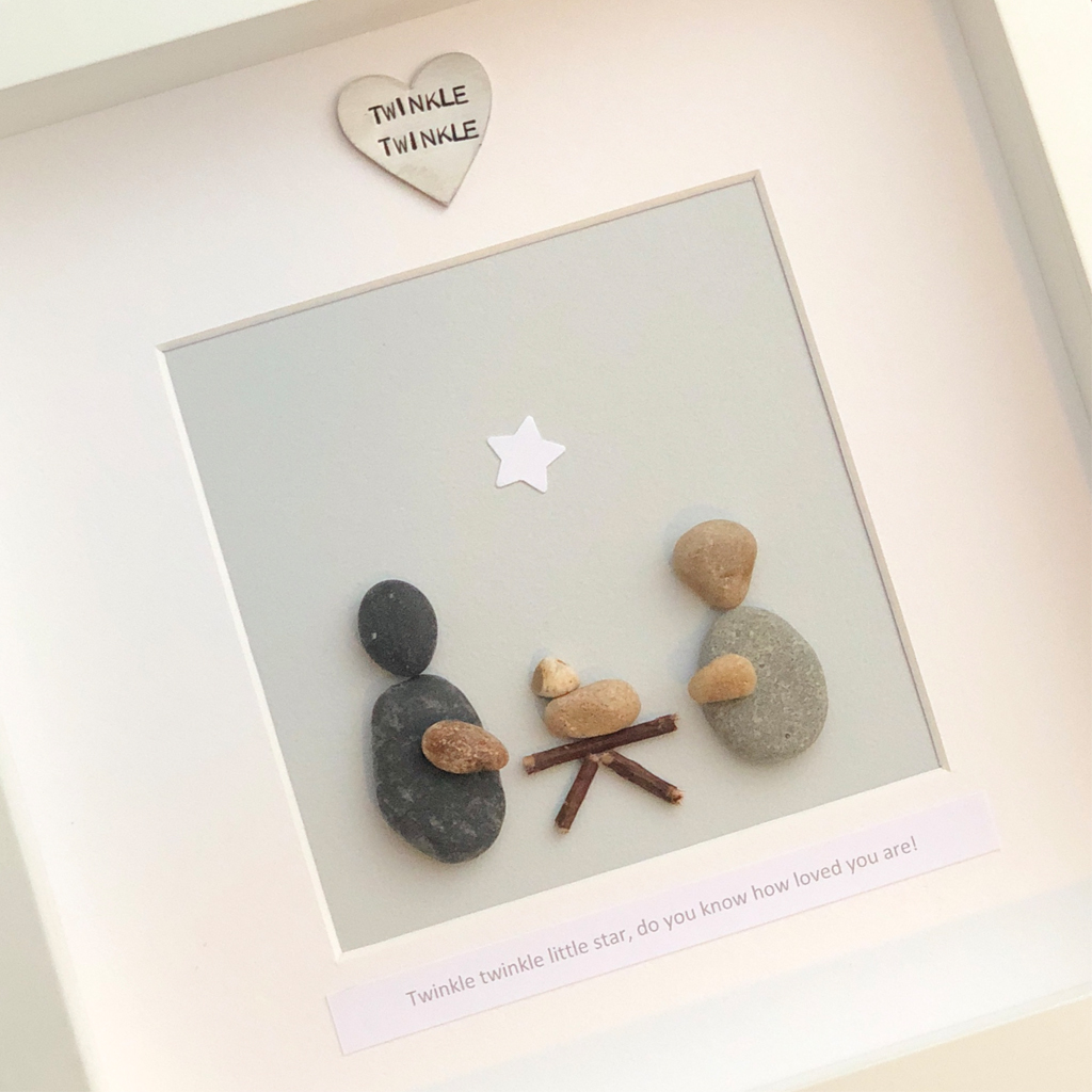 TWINKLE TWINKLE LITTLE STAR, DO YOU KNOW HOW LOVED YOU ARE | PEBBLE PICTURE