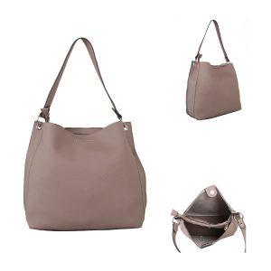 Taupe | Shoulder Bag