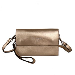 Gold | Small Clutch Bag