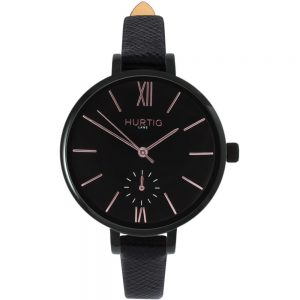 Woman's Amalfi Petite Collection // Black, Black & Black