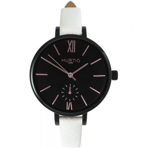 Woman's Amalfi Petite Collection // Black, Black & White