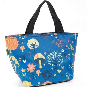 Blue Forest Lunch Bag