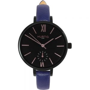 Woman's Amalfi Petite Collection // Black, Black & Marine Blue