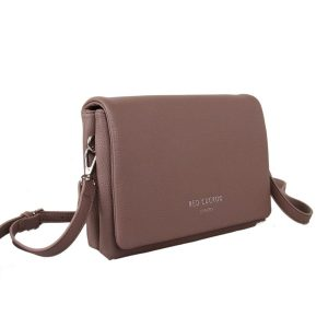 Dusky Purple | Cross Body Bag