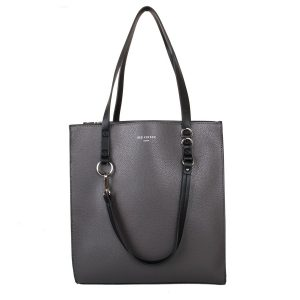 Grey Contrast | Handle Shopper