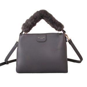 Grey Fluffy Handle | Grab Bag