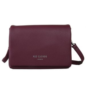 Wine Cross Body Bag