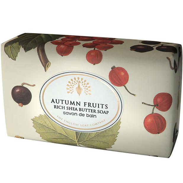 Autumn Fruits | Vintage Wrapped Soap