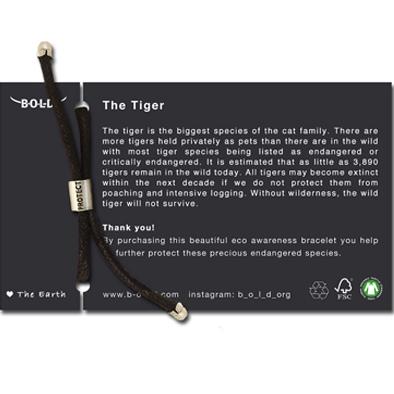 B-O-L-D Seal Bracelet