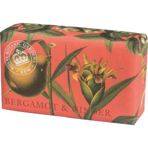 Bergamot & Ginger | Vintage Wrapped Soap