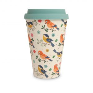 Birds | Bamboo Eco Mug
