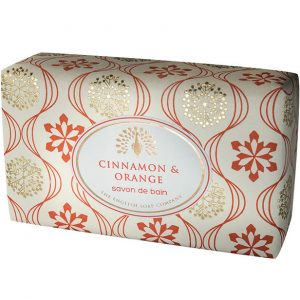 Cinnamon & Orange | Vintage Wrapped Soap