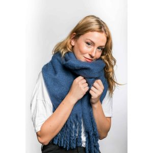 Denim Scarf
