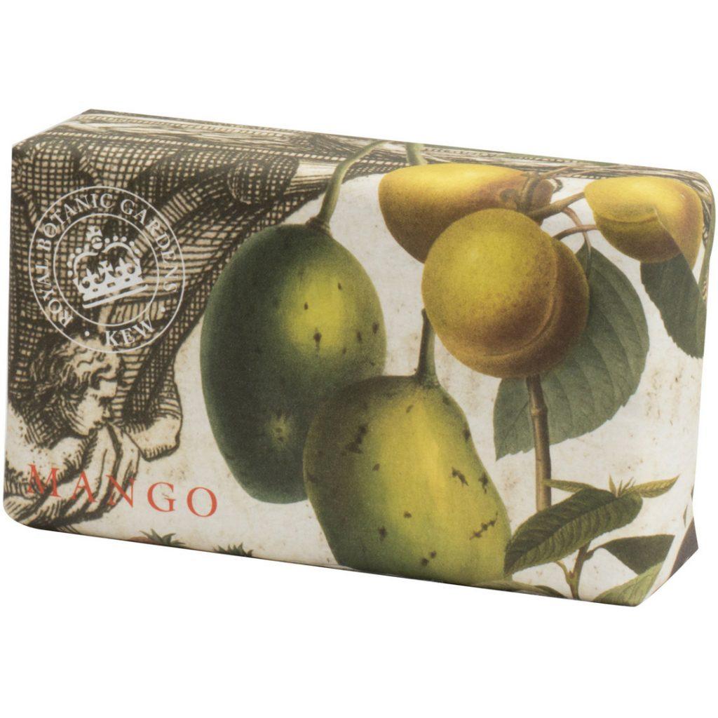 Mango   Vintage Wrapped Soap