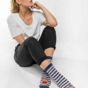 NAVY RUDOLPH | SOCKS