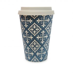 Ornate Tile | Bamboo Eco Mug