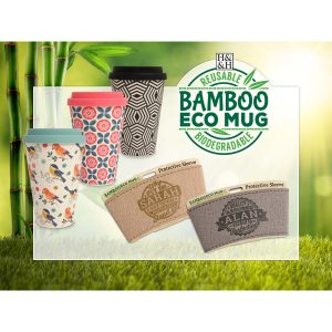 Personalised | Bamboo Eco Sleeve