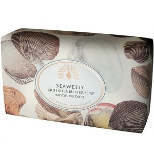Seaweed | Vintage Wrapped Soap