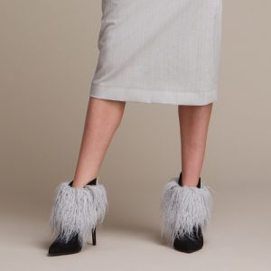 Faux Fur Shooves