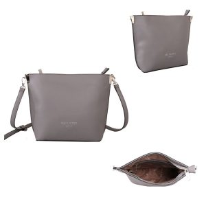Grey | Cross Body Bag